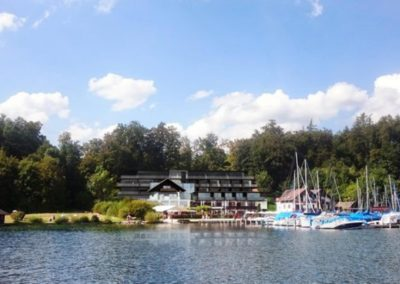 FORSTHAUS AM SEE